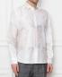 Рубашка из хлопка и шелка с узором Etro  –  МодельВерхНиз