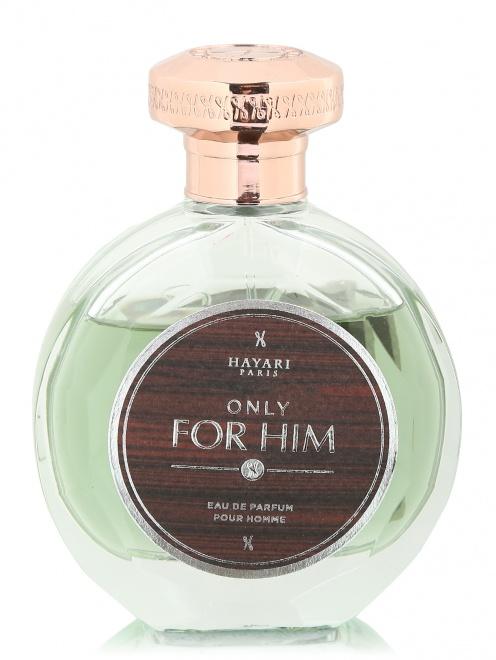 Парфюмерная вода 100 мл Only for him Hayari Parfums - Общий вид