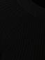 Джемпер фактурной вязки с длинным рукавом Sportmax  –  Деталь
