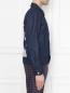 Куртка джинсовая с вышивкой Carne Bollente  –  МодельВерхНиз2
