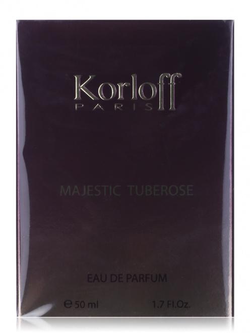 Туалетная вода - Majestic Tuberrose, 50ml Korloff - Общий вид