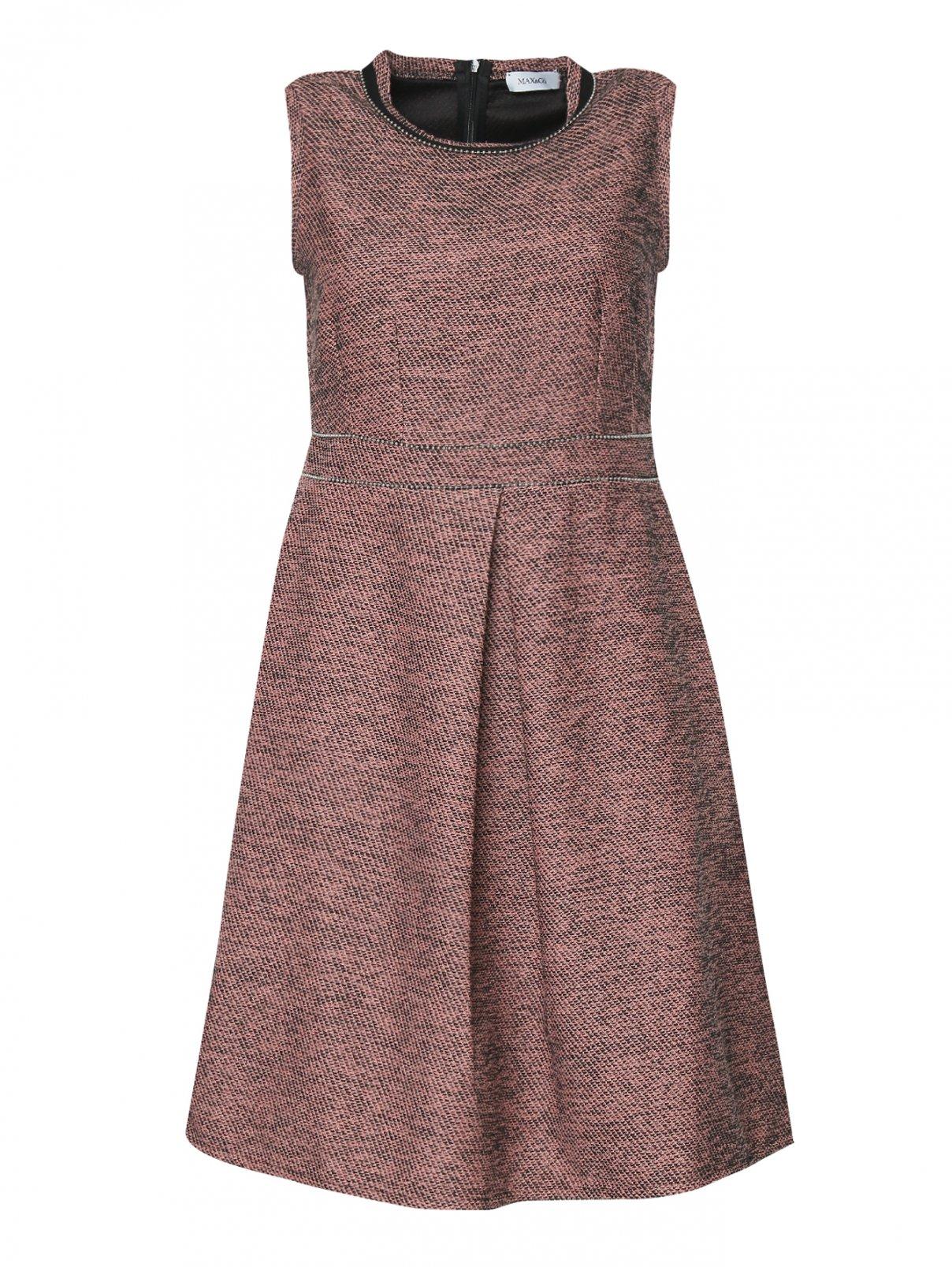 Платье трикотажное , А-силуэта Max&Co  –  Общий вид