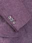 Пиджак из хлопка и льна Tombolini  –  Деталь