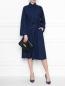 Платье из хлопка с боковыми карманами Etro  –  МодельОбщийВид