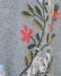 Укороченный джемпер и цветочным узором Red Valentino  –  Деталь