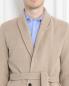 Пиджак трикотажный из шерсти и хлопка LARDINI  –  МодельОбщийВид1