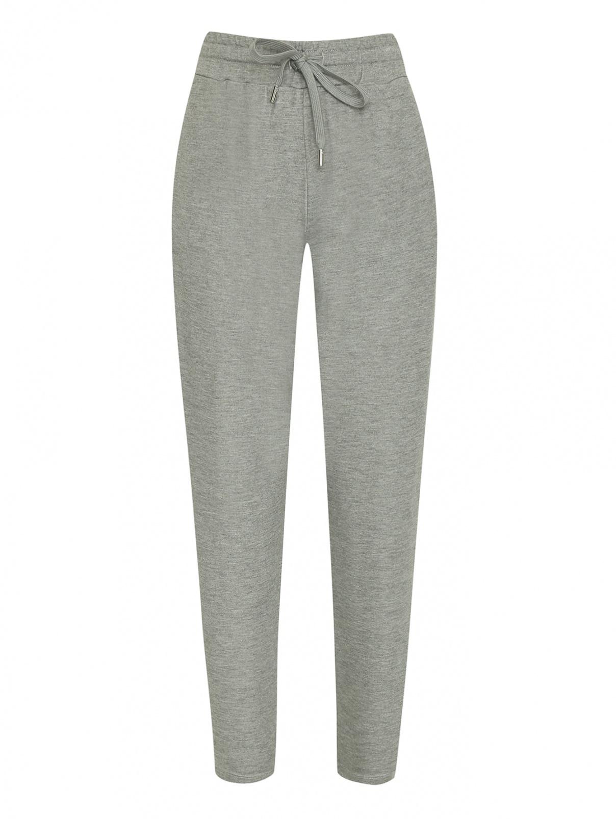 Трикотажные брюки Weekend Max Mara  –  Общий вид
