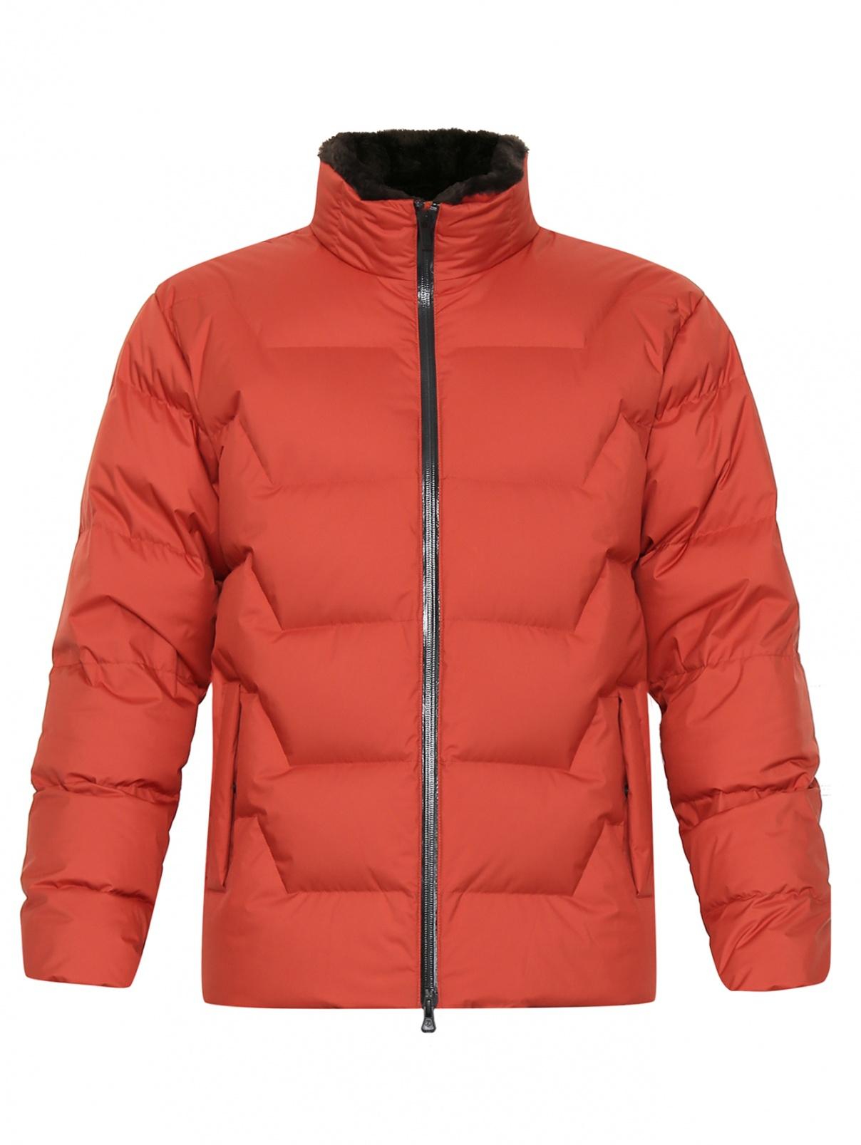 Куртка стеганая Ermenegildo Zegna  –  Общий вид