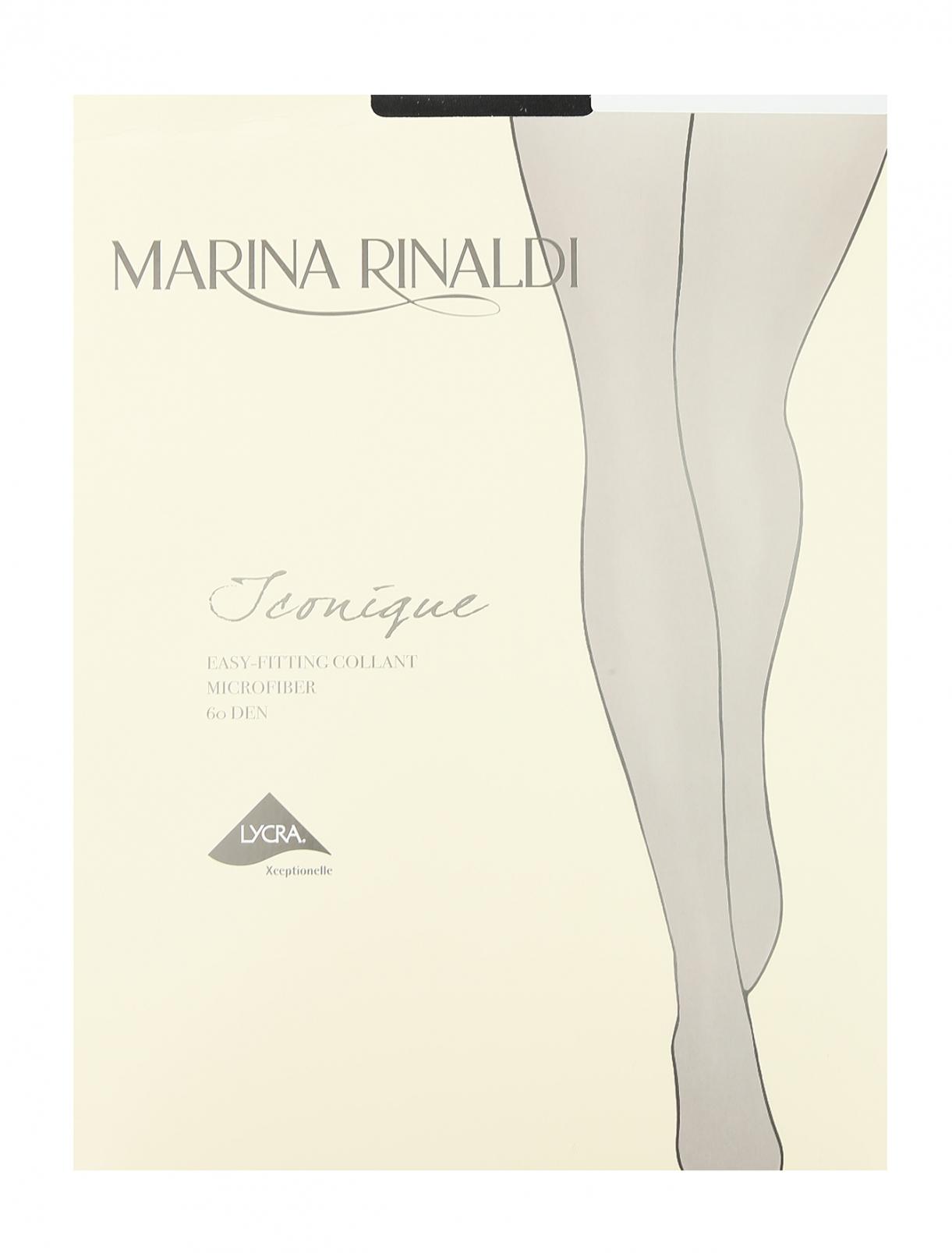 Однотонные колготки плотностью 60 ден Marina Rinaldi  –  Общий вид