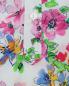 Блуза удлиненная с цветочным узором Ermanno Scervino Junior  –  Деталь