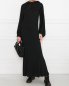 Платье из вискозы и шелка Maison Martin Margiela  –  МодельОбщийВид