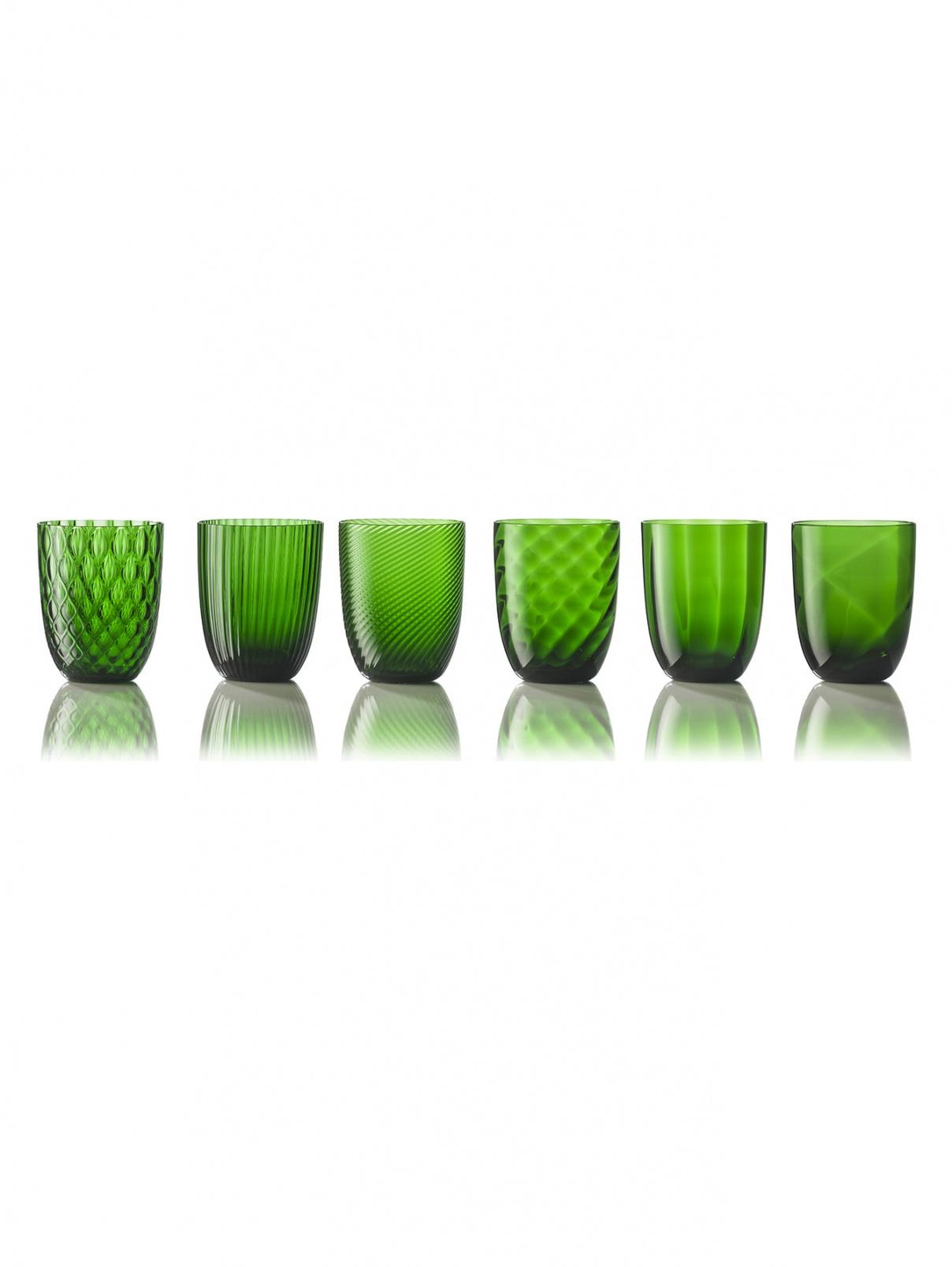 Набор из 6 бокалов для воды 6 х 11 см NasonMoretti  –  Общий вид