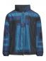 Куртка на молнии  в стиле пэчворк Etro  –  Общий вид
