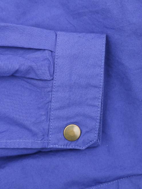 Платье из хлопка асимметричного кроя CLOSED - Деталь1