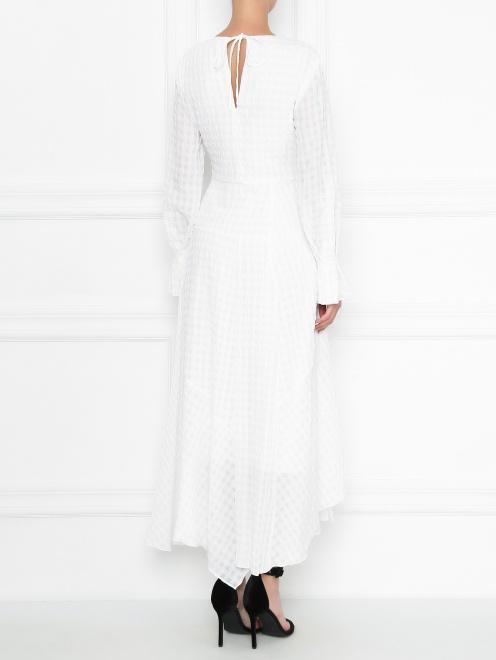 Платье-миди свободного кроя 3.1 Phillip Lim - МодельВерхНиз1
