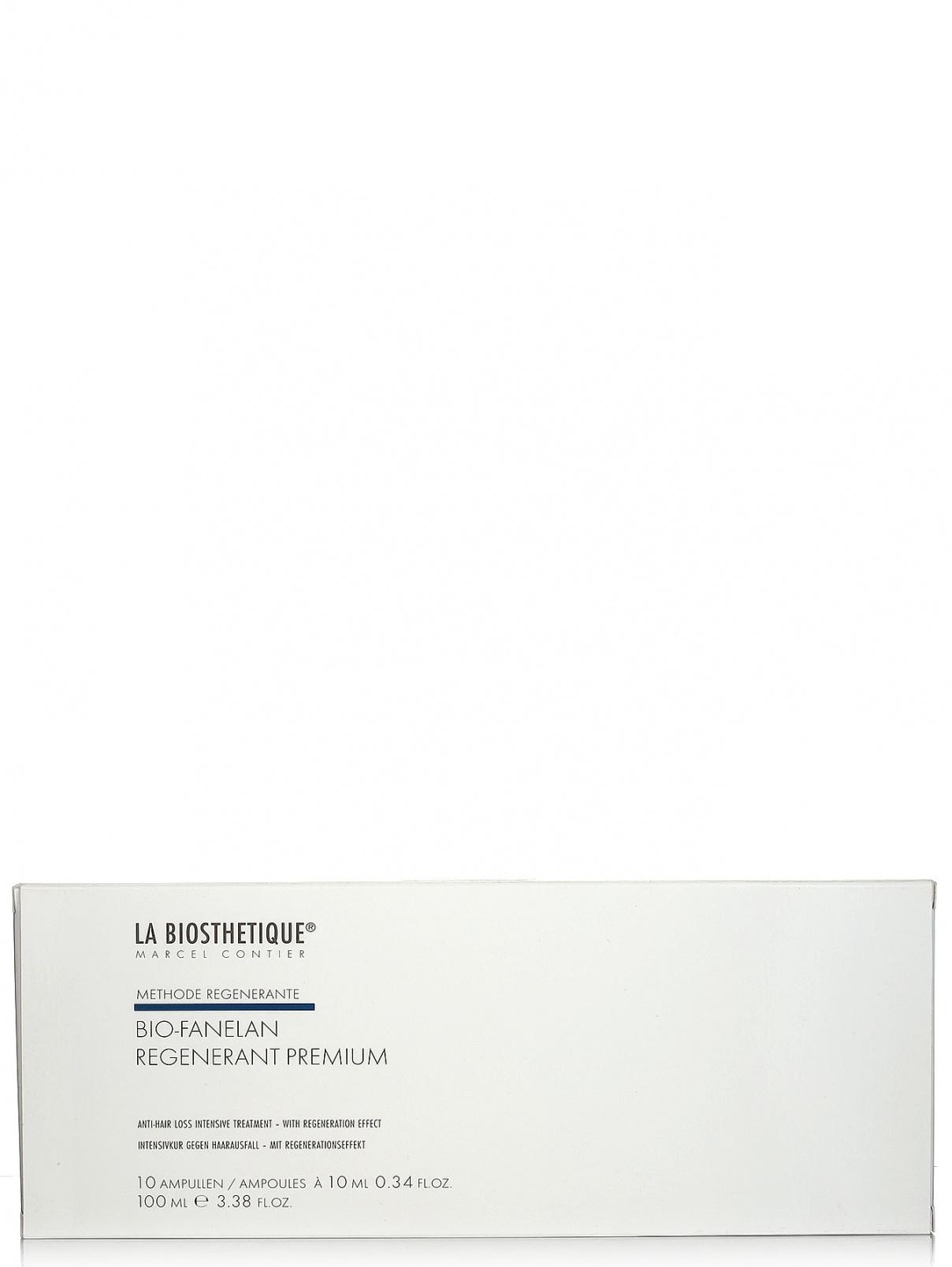 Сыворотка в ампулах против выпадения волос - Hair Care, 10x10ml La Biosthetique  –  Модель Общий вид
