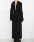 Платье из вискозы и шелка Maison Martin Margiela  –  МодельВерхНиз