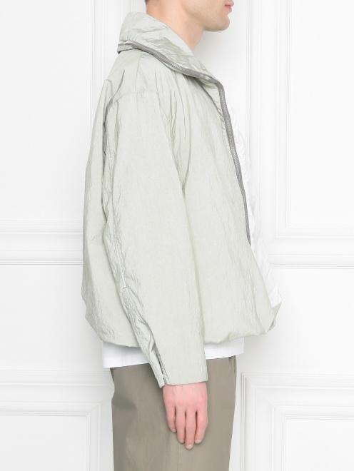Куртка на молнии с подкладом Jil Sander - МодельВерхНиз2