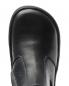 Ботинки из кожи на молнии Pom d'Api  –  Обтравка3