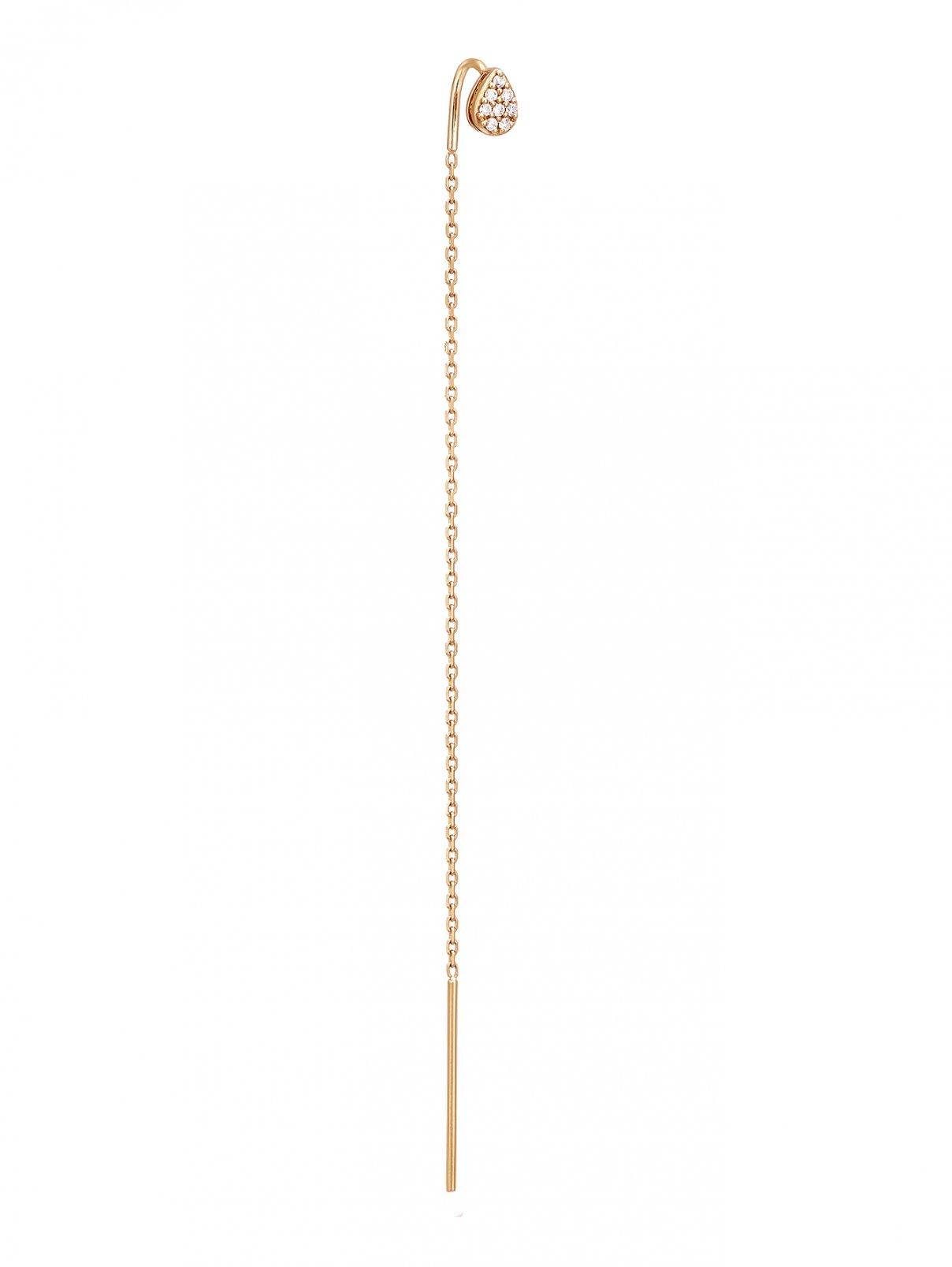 Серьги BU18012DI Ofee  –  Общий вид