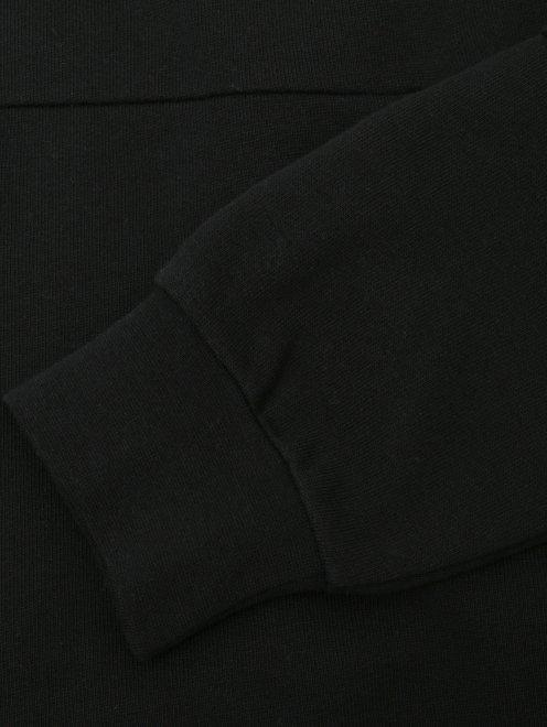 Платье из хлопка свободного кроя - Деталь1