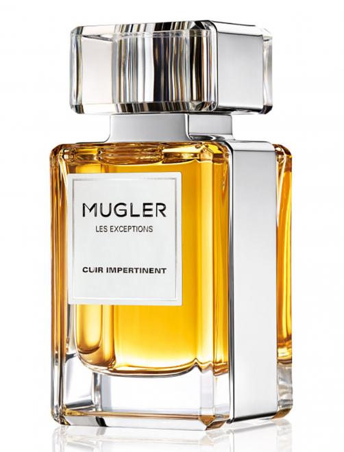 Парфюмерная вода Cuir Impertinent 80мл Les Exception Thierry Mugler - Общий вид
