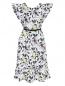 Платье с воланом и накладными карманами Raoul  –  Общий вид