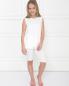 Пижама хлопковая с декором плиссэ La Perla  –  МодельВерхНиз