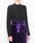 Блуза из шелка со сборками Etro  –  МодельВерхНиз