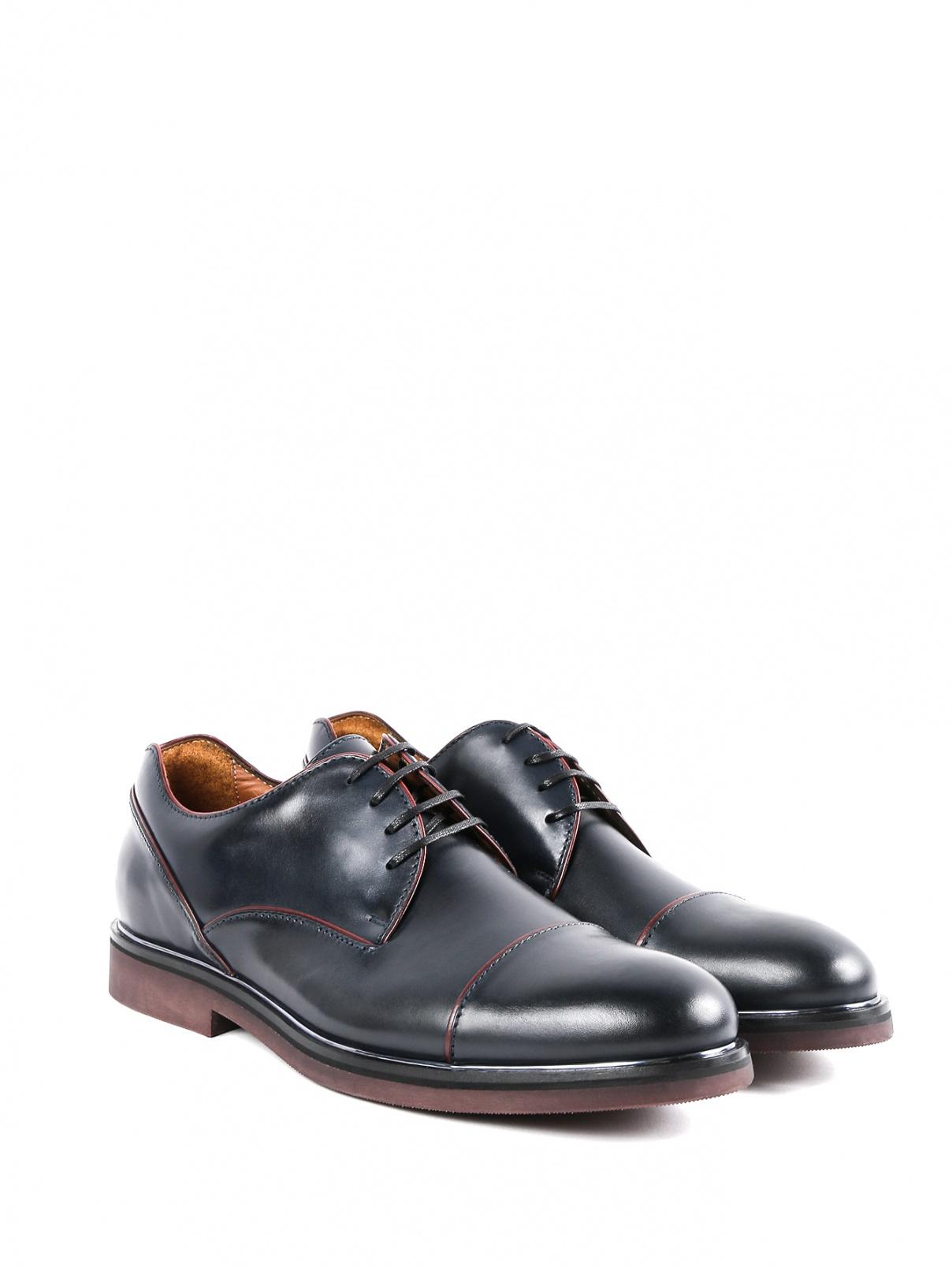 Ботинки из кожи Etro  –  Общий вид