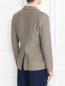 Пиджак трикотажный из хлопка LARDINI  –  МодельВерхНиз1