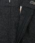 Брюки прямого кроя из шерсти Brooks Brothers  –  Деталь1