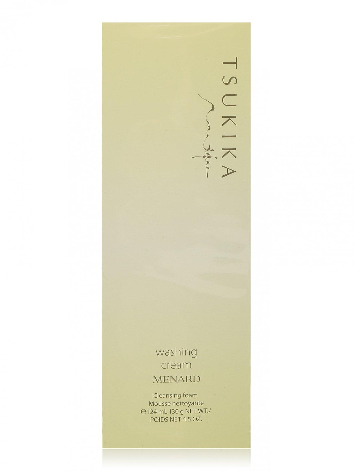 Tsukika Крем для умывания 130 г Skin Care Menard  –  Общий вид