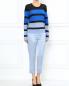 Укороченные брюки с боковыми карманами Sonia Rykiel  –  Модель Общий вид