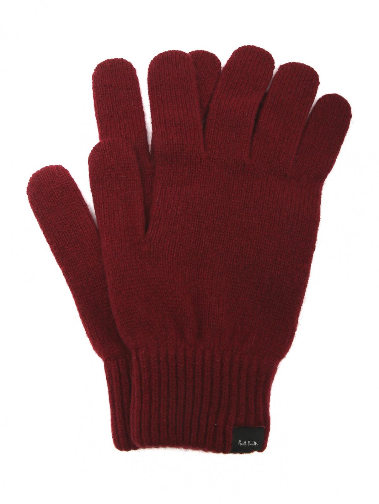 Перчатки из кашемира Paul Smith  –  Общий вид