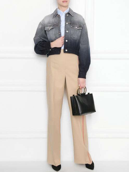 Куртка джинсовая из хлопка Max Mara - Общий вид