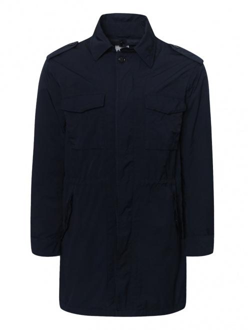 Куртка с накладными карманами - Общий вид