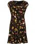 Платье-мини с цветочным узором Moschino Cheap&Chic  –  Общий вид