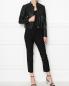 Укороченные брюки из шерсти с боковыми карманами Paul Smith  –  МодельОбщийВид