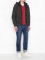 Куртка с капюшоном Moorer  –  МодельОбщийВид