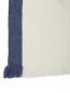Плед из фактурной кашемировой ткани с бахромой 140 x 200 Agnona  –  Обтравка2