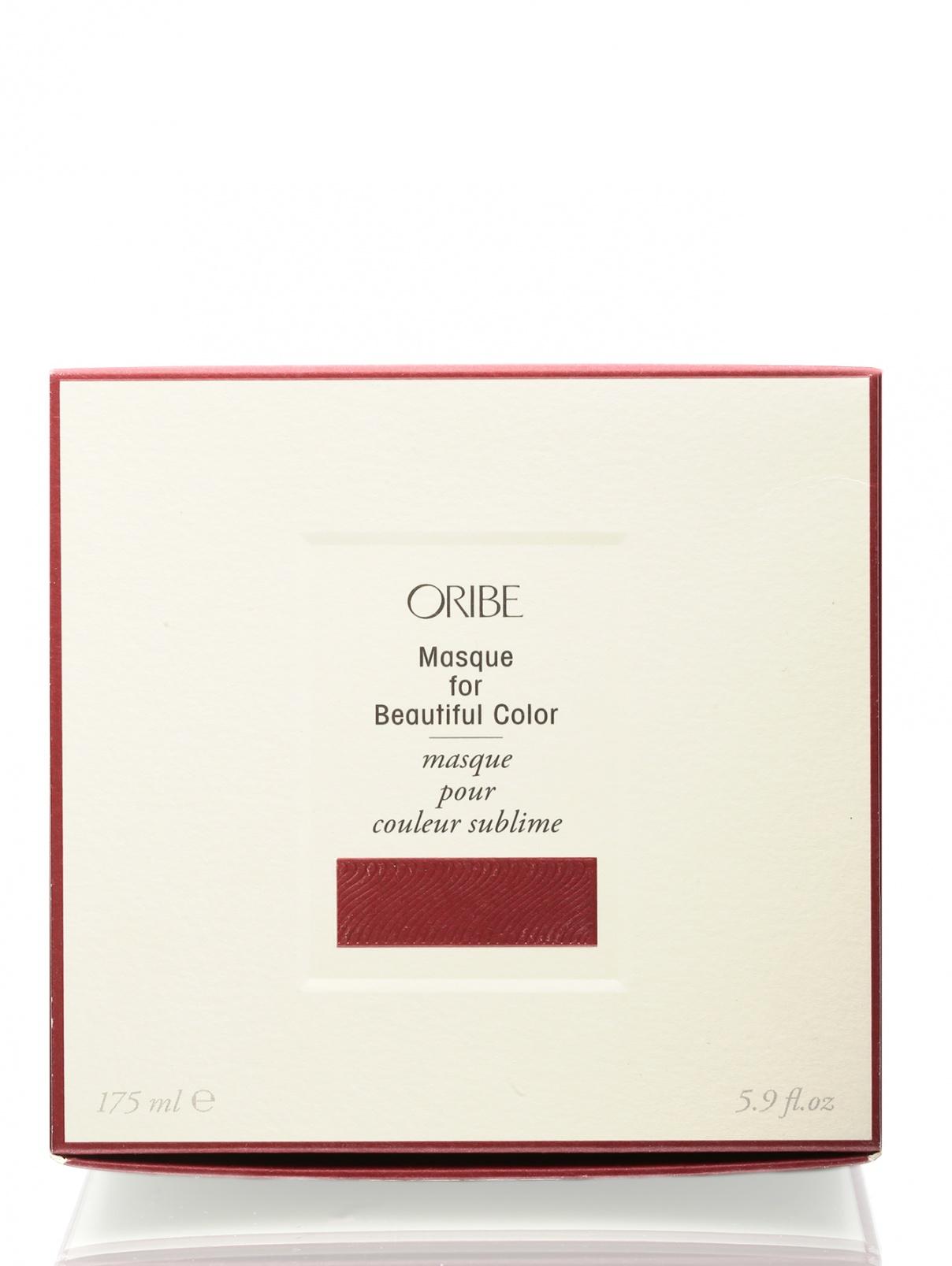 """Маска для окрашенных волос """"Великолепие цвета"""" - Hair Care, 175ml Oribe  –  Модель Общий вид"""