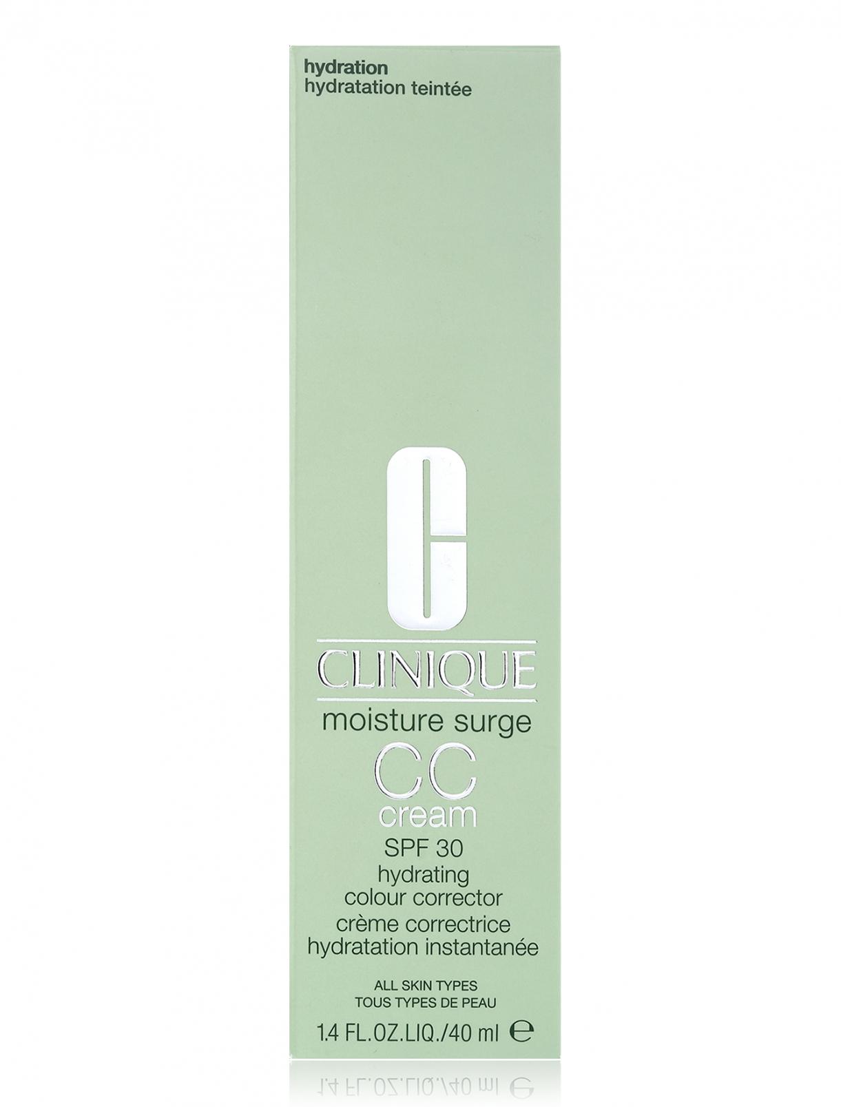 Увлажняющий крем - Light, CC Cream, 40ml Clinique  –  Модель Общий вид