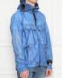 Куртка-ветровка на молнии с капюшоном C.P. Company  –  МодельВерхНиз