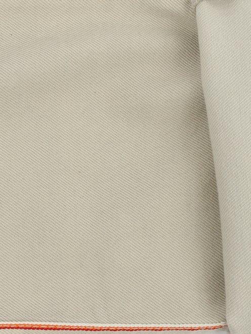Брюки из хлопка с боковыми карманами - Деталь2