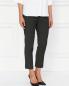 Узкие брюки с боковыми карманами Tara Jarmon  –  Модель Верх-Низ
