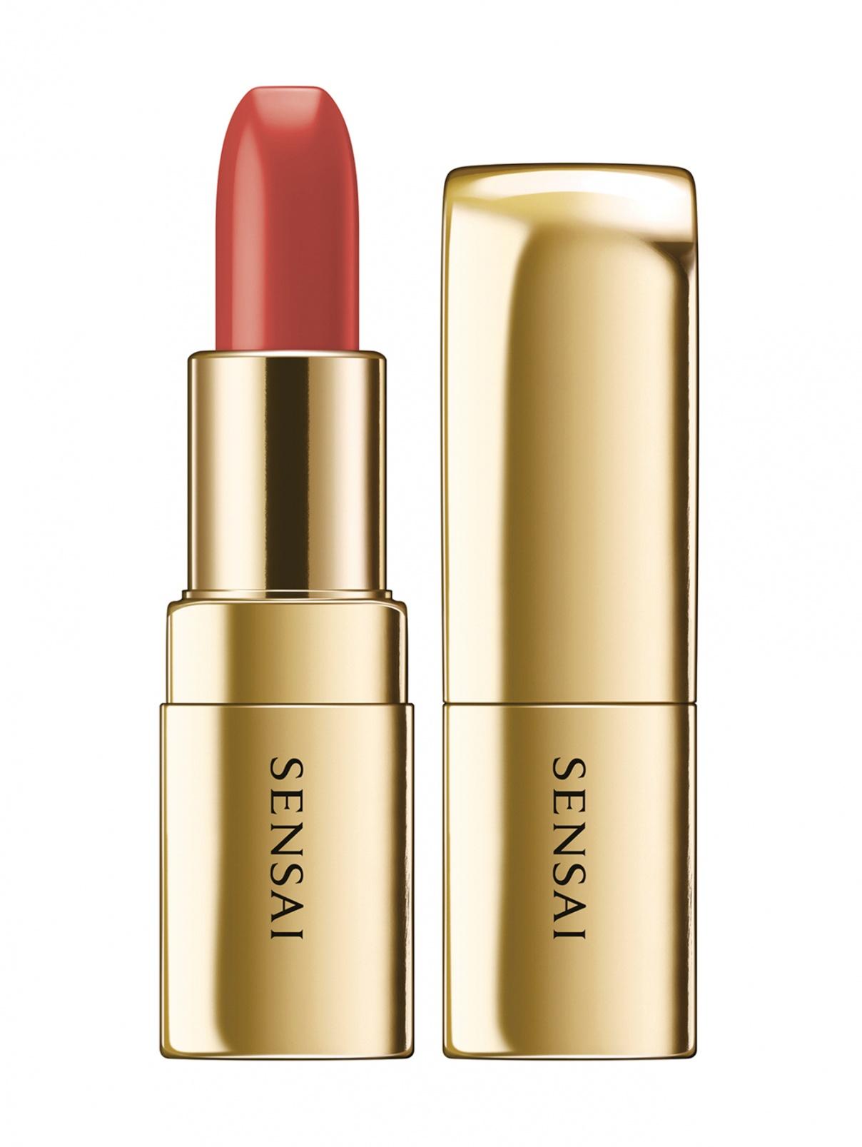 Помада The Lipstick оттенок - 13 SHIRAYURI NUDE Makeup Sensai  –  Общий вид