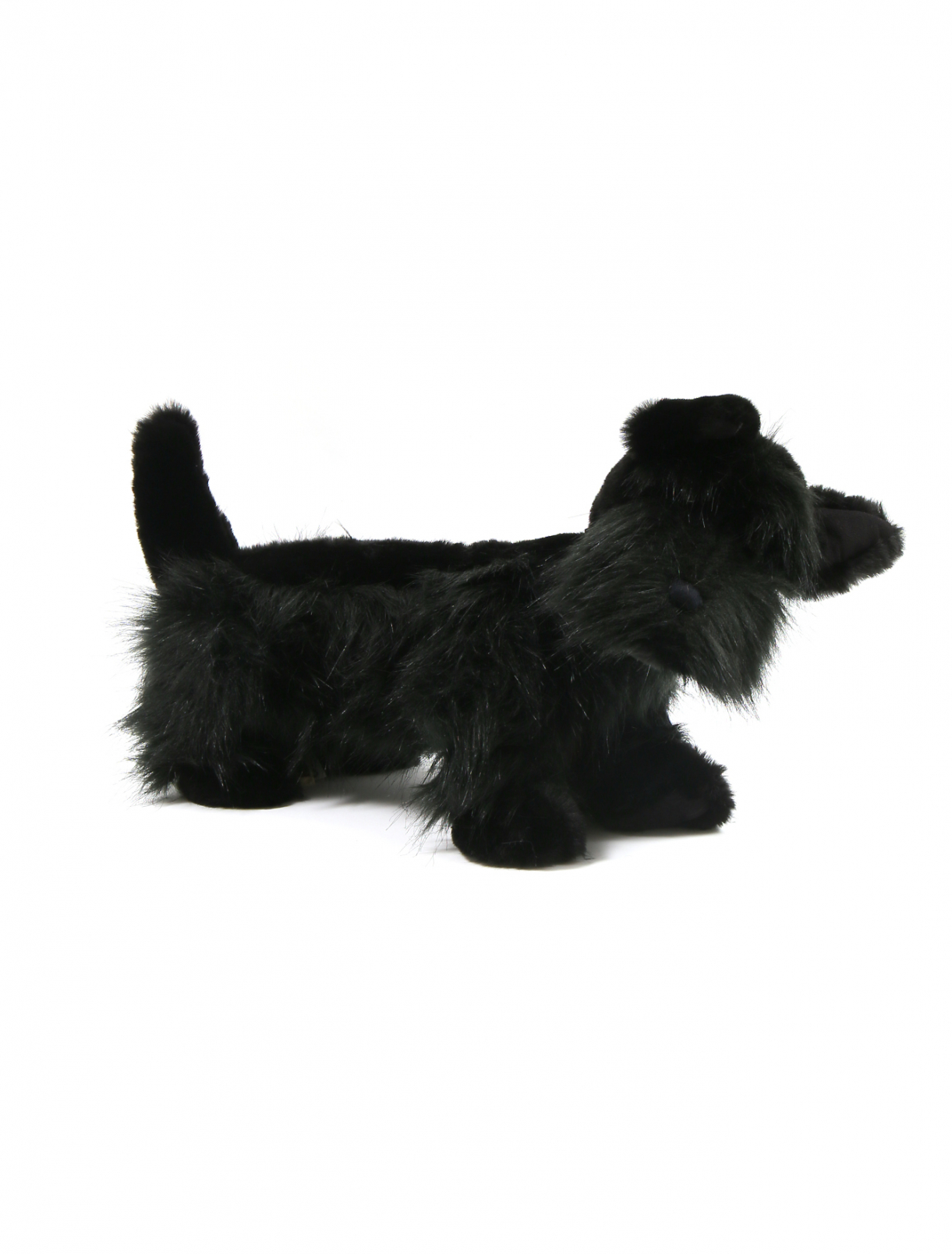 Пушистая плюшевая собака Charlie Bears  –  Общий вид
