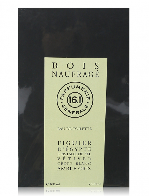 Туалетная вода 100 мл Bois Naufrage Generale Parfumerie Generale Parfumerie - Общий вид