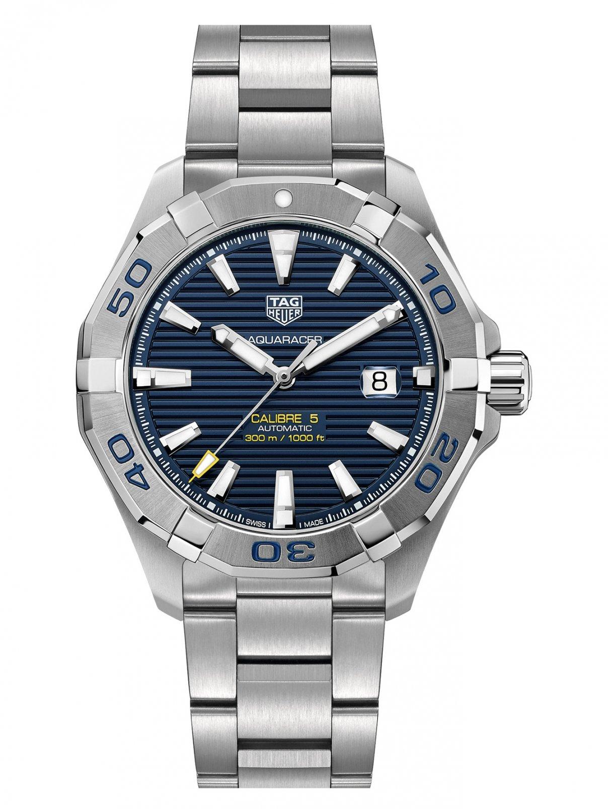 Часы WAY2012.BA0927 Aquaracer TAG Heuer  –  Общий вид